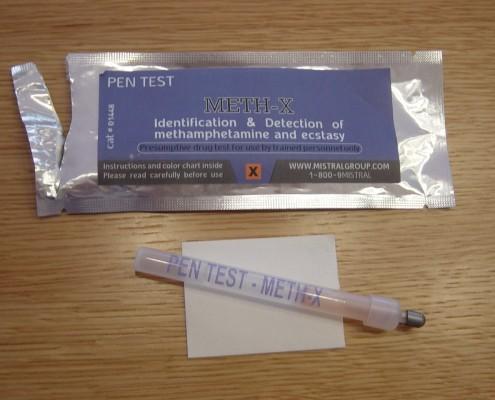 PenTests Drug Detection