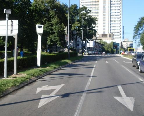 Redflex Red Speed in Belgrade
