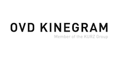Logo OVD Kinegram member of KURZ Group